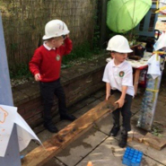 Building-boys