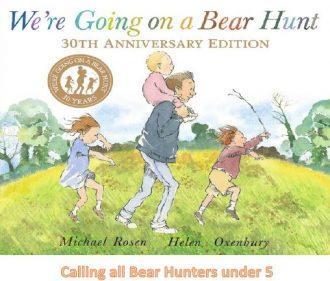 Bear Hunt Poster